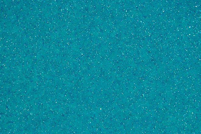 Light Turquoise Shimmer