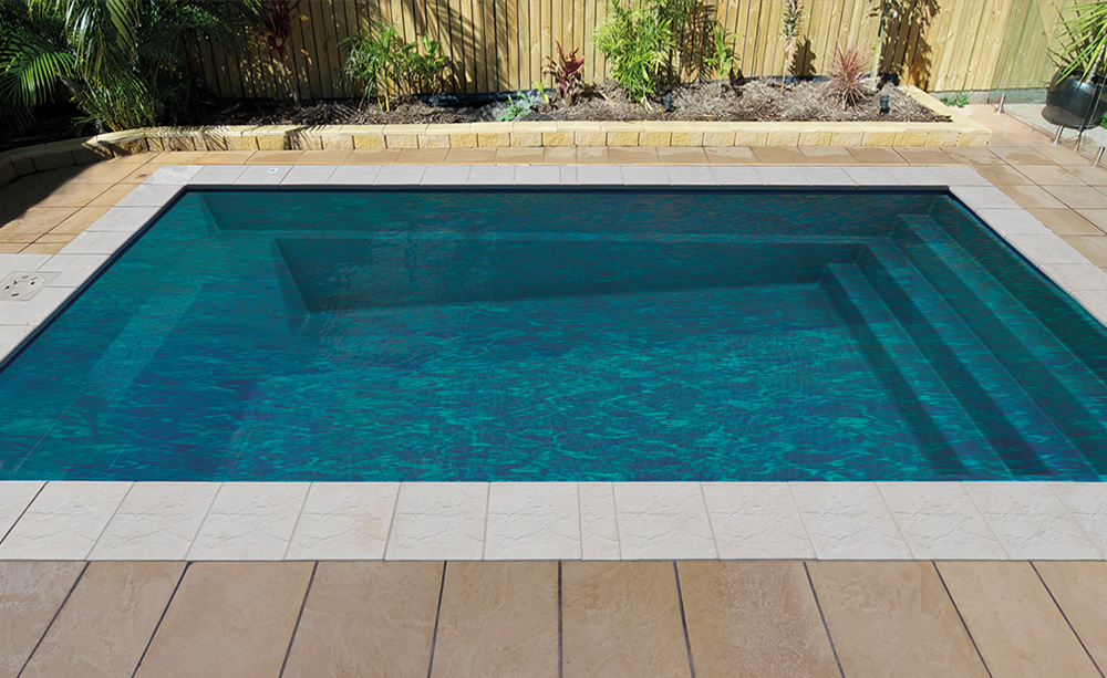 Swimming pool construction Port Macquarie contemporary style ...